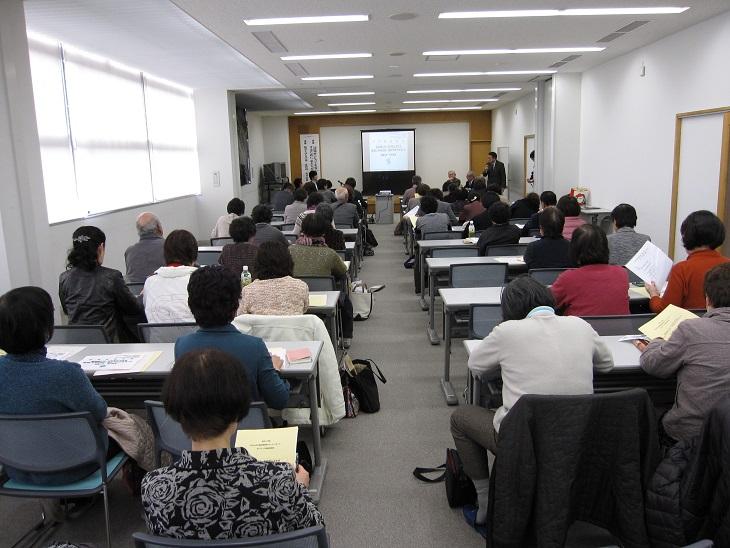h26.3.14 講演会参加者